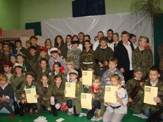 Szkoła Orląt Lwowskich W Wołowie Uczciła Pamięć Lwowa